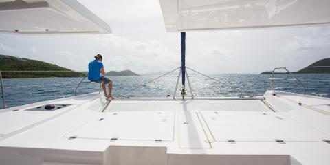 Moorings 5000 deck