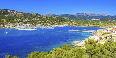 Port d'Andratx, Mallorca