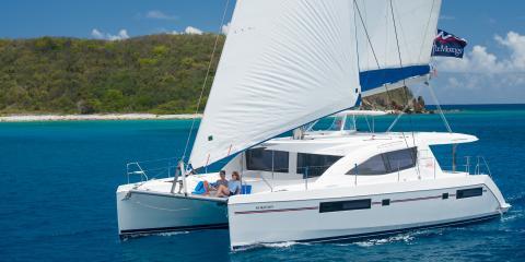 Moorings 4800 starboard