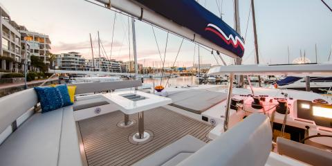 Moorings 5000 flybridge