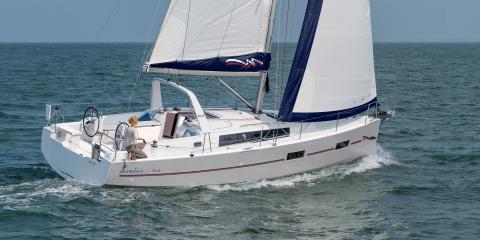Moorings 38.2 starboard