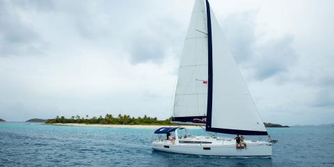 Moorings 48.4 starboard