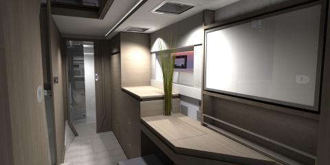 Moorings 4200 Cabin