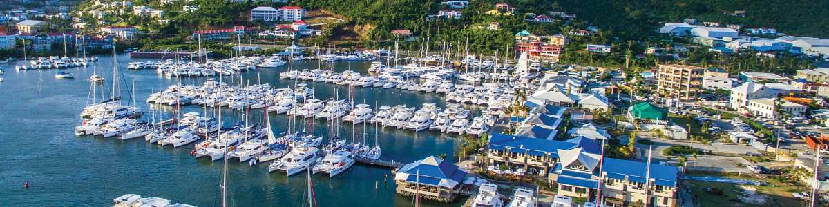 The Moorings Base Tortola