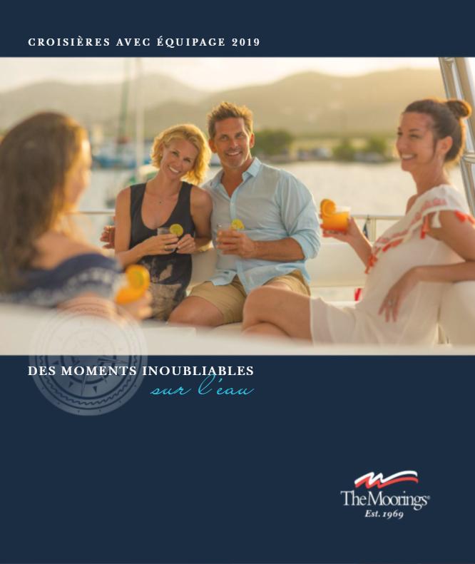 Brochure Croisières avec Équipage 2019
